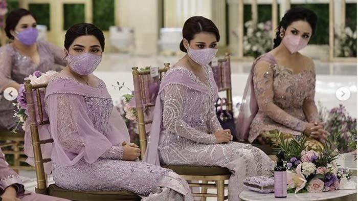 Ashanty Mengaku Sempat Canggung dengan Krisdayanti di Pernikahan Atta-Aurel, Ini Sebabnya
