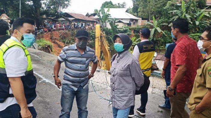 Banjir & Longsor Kepung Kota Ambon, Hatta Hehanussa Minta Pemda Tanggap Darurat Bencana