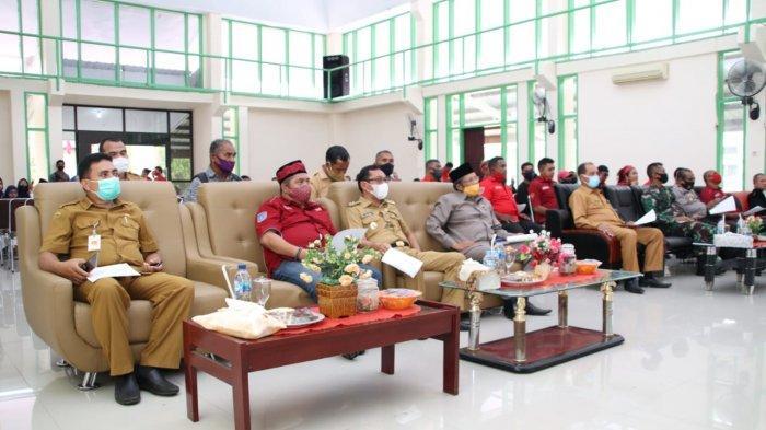 Jaga Toleransi Umat Beragama, Maluku Satu Rasa Gelar Doa Lintas Iman