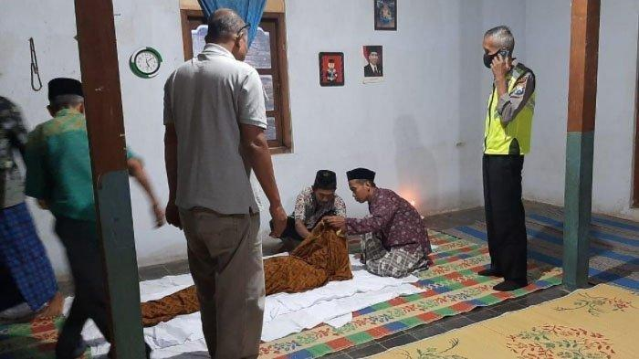 Korban Joko Nugroho tewas tenggelam pada Rabu (5/5/2021)