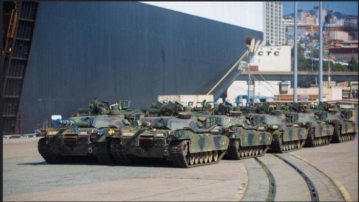 Di Tengah Ancaman Nuklir Korea Utara, Korea Selatan Mulai Latihan Militer Tahunan Pekan Depan