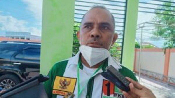 Jelang Pemilu 2024, Mu'min Refra Lantik Pengurus DPC Kota Tual