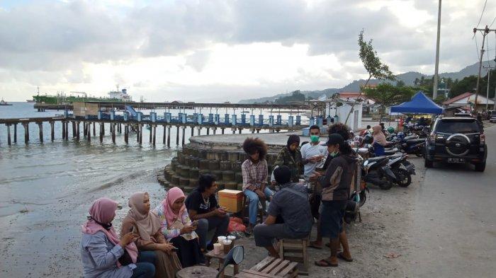 Polisi Larang Jualan Dua Hari, Pelaku UMKM Kota Jawa Mengeluh