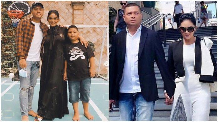 Raul Lemos Komentari Kedatangan Azriel Hermansyah di Rumah Krisdayanti