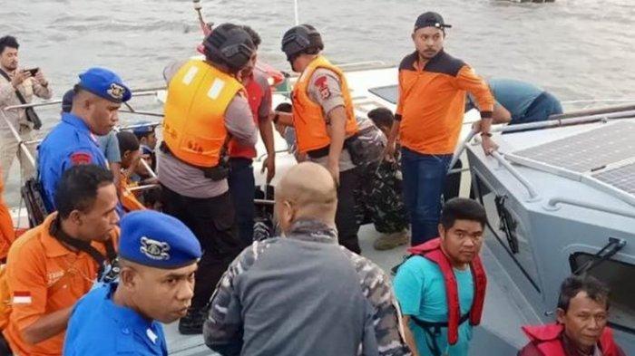 Runtutan Pembantaian di KM Mina Sejati, Resmi Kata Danlanal, Nasib 20 ABK?