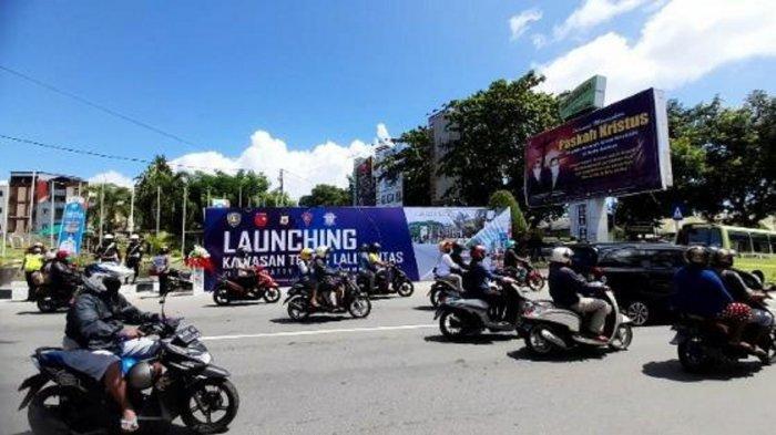 Pantau Ruas Jalan KTL, Kota Ambon Akan Pakai Sistem Tilang Elektronik atau ETLE