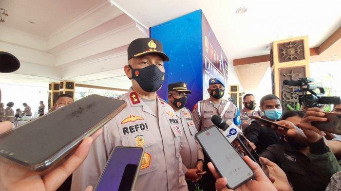 Mulai Besok Polda Maluku Gelar Operasi Ketupat Siwalima 2021, 4.000 Personil Siap Amankan Idul Fitri