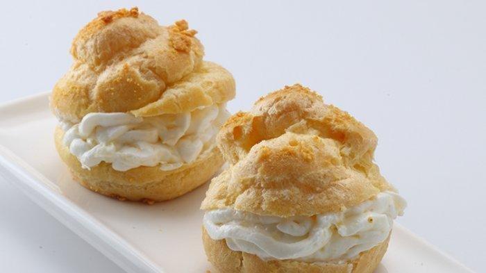 Cara Membuat Kue Sus Isi Vla Keju, Ikuti Tips Ini agar Adonan Mengembang Tidak Bantet