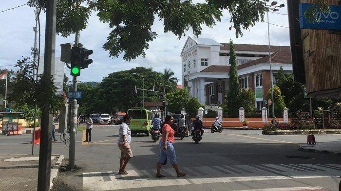 2022, Traffic Light di Kota Ambon Diganti dengan Sistem Canggih