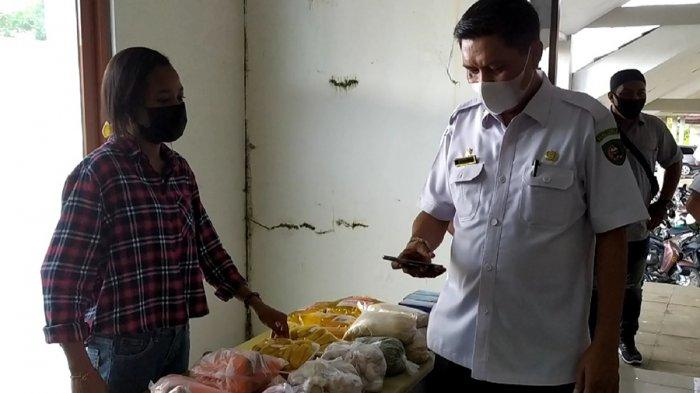 Bantu Pelaku UMKM, DPRD Fasilitasi Ruangan untuk Berjualan