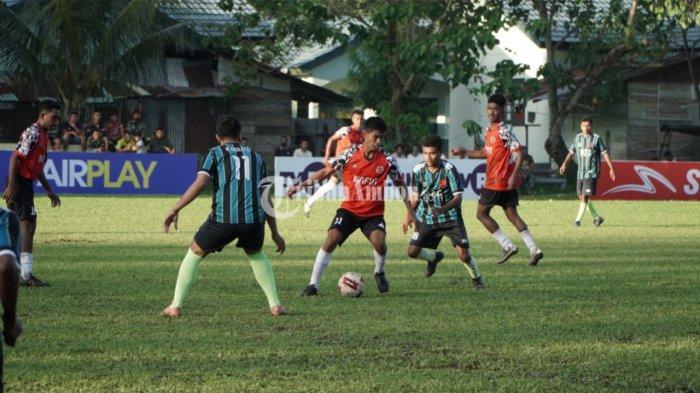 3 Kali Menang Beruntun, Gemba FC Dipastikan Lolos ke Semifinal Liga 3 Maluku