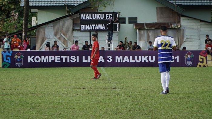Ini Klasemen Sementara Grup A dan B Liga 3 Maluku