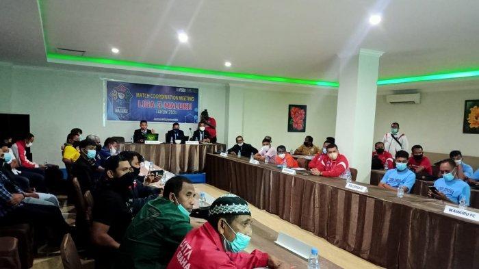 Laga Pembuka Liga 3 Maluku Pertemukan Gemba FC dan Dolorossa FC
