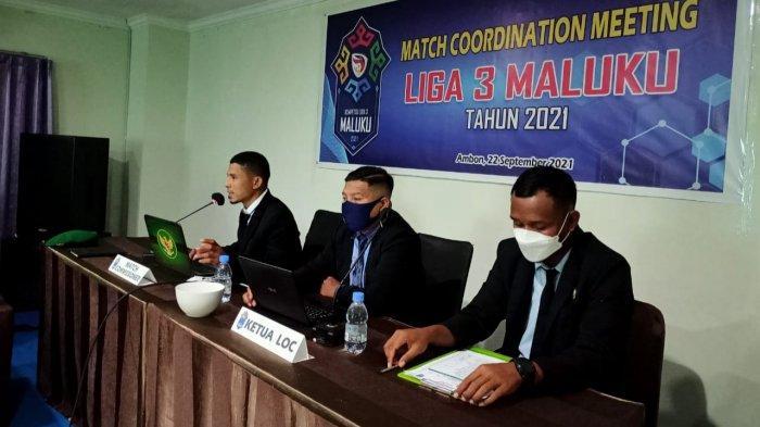 Liga 3 Maluku Mulai Digelar Hari Ini, Begini Aturan Terbarunya