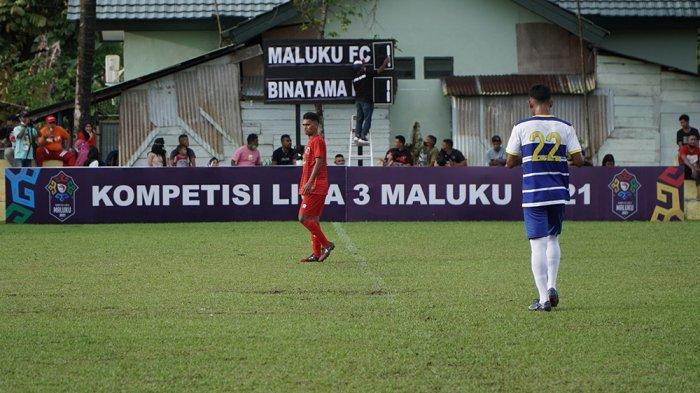 Susunan Pemain Partai Semifinal Liga 3 Maluku, Gemba FC Kontra Wainuru FC
