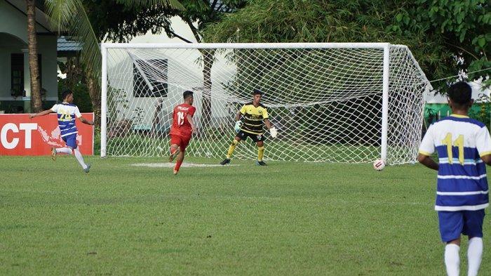 Laga Liga 3, Maluku FC kontra Bupolo FC