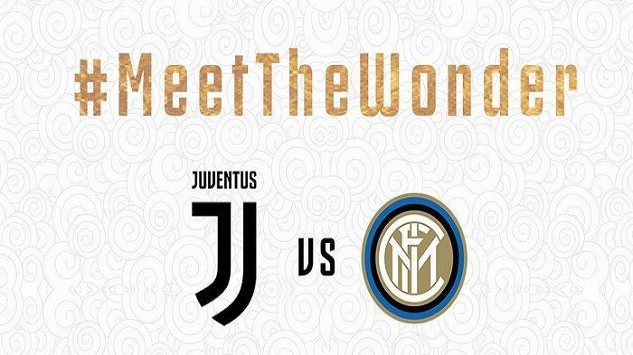 LIVE, Peluang, hingga Susunan Pemain Juventus vs Inter, International Champions Cup Akses Di Sini