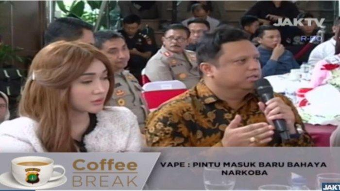 Ketika Lucinta Luna Diundang Diskusi Bersama Kapolda Metro Jaya dan BNN: Aduh Aku Malu Banget