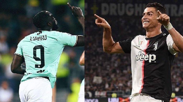 Hasil Liga Italia Pekan Ini, Romelo Lukaku Saingi Cristiano Ronaldo: Raihan Inter Milan & Juventus