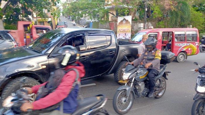 Jelang Berbuka Puasa, Mobil Mogok di Tanjakan Batumerah Sebabkan Kemacetan Sepanjang 1 Kilometer