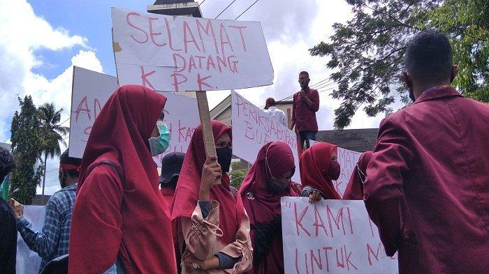 Ketua KPK Dikabarkan Sambangi Kantor Gubernur Maluku, IMM Minta Usut Dugaan Korupsi Sejumlah Bupati