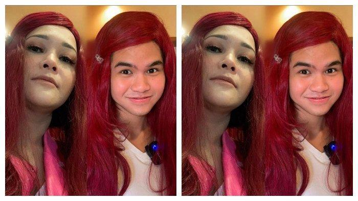 Pamer Pakai Wig Bareng, Maia Estianty Kenalkan Personel Baru Duo Ratu