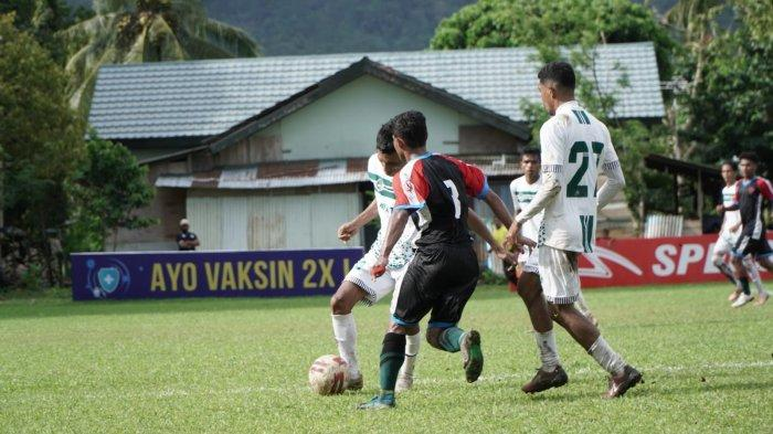 Meski Tak Lolos Fase Grup A, Maluku United Pulang dengan Kemenangan