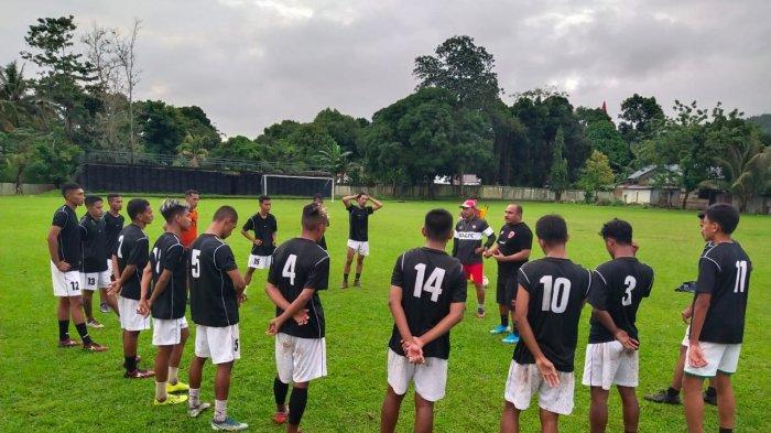 Gafur Lestaluhu Beberkan Alasan Liga Remaja Rayon Maluku Ditunda