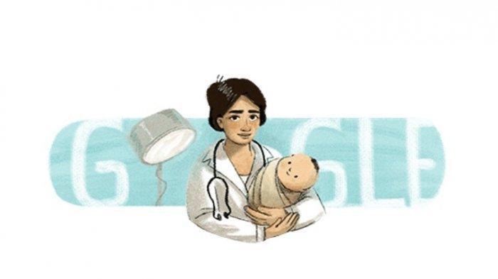 Profil Marie Thomas, Sisok Dokter Wanita yang Muncul di Google Doodle Hari Ini