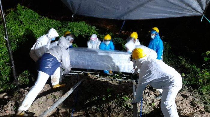 UPDATE Corona di Maluku: Terpapar Covid-19, Seorang Pria Asal Kota Ambon Dilaporkan Meninggal Dunia