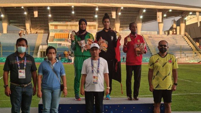 Usai Dikabarkan Cidera, Alvin Tehupeiory Sukses Sabet Emas di PON XX Papua
