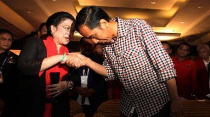Jatah Minimal 4 Menteri, Ini Nama-nama Potensial Usulan PDIP Isi Kabinet Jokowi: Ada BG & Prananda