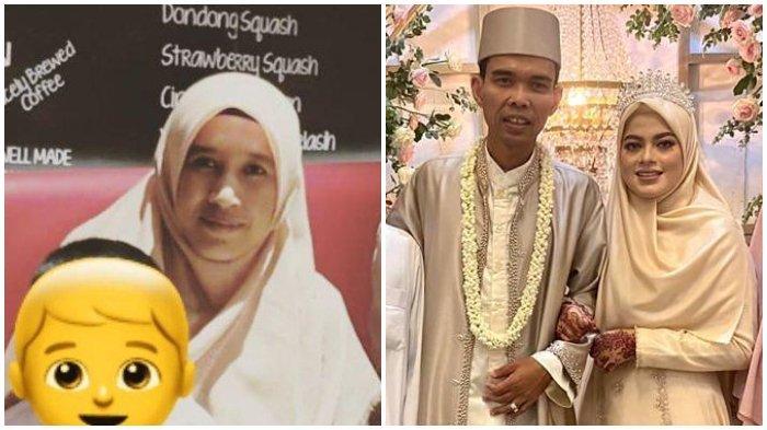 Doa Mellya Juniarti untuk UAS & Fatimah Az Zahra Salim Barabud: Semoga Pernikahan ke-3 Ini Langgeng