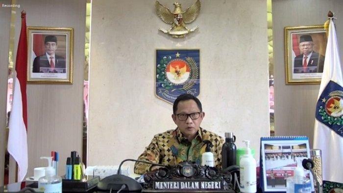 Mendagri Terbitkan Instruksi Baru, Tak Ada Lagi PPKM Darurat, Diganti PPKM Level 4 Jawa-Bali