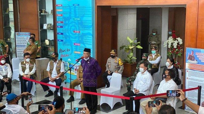 Menko PMK Puji Penanganan Covid-19 di Maluku, Janji Tambah Laboratorium PCR hingga Nakes