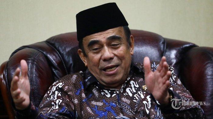 Cegah Corona, Menag Fachrul Razi Imbau Masyarakat Lebih Baik Tak Bersalaman saat di Masjid