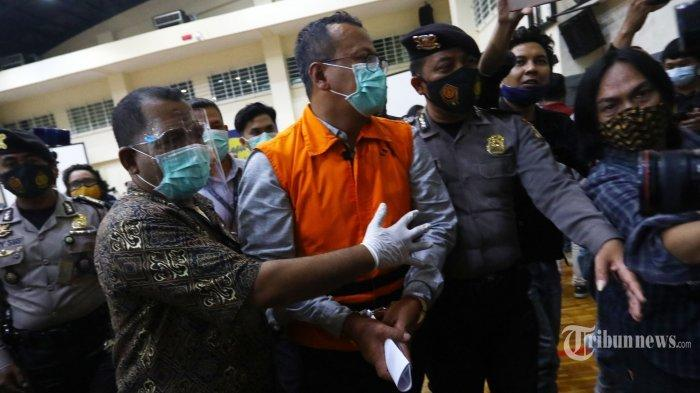 Sespri Edhy Prabowo Terungkap Transfer Uang Rp 1 Miliar Pakai Rekening Pegawainya