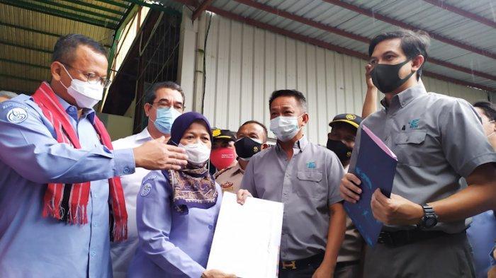 Menteri Kelautan dan Perikanan RI Edhy Prabowo Lepas 2.222 Kg Ekspor Tuna Segar ke Jepang