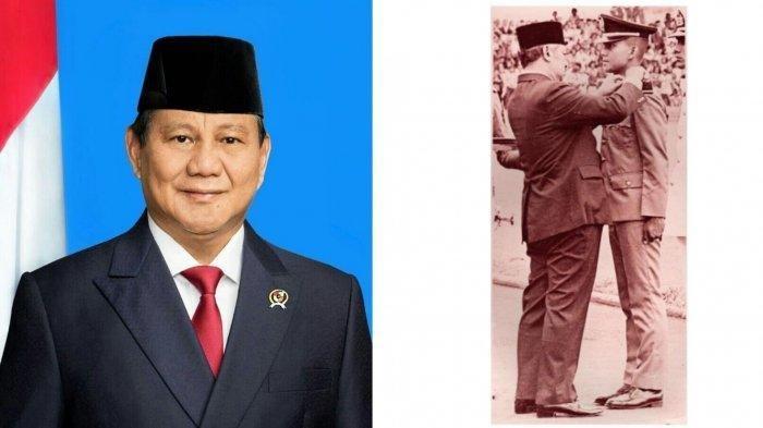 Potret Prabowo Subianto saat Dilantik Presiden RI Kedua, Masih Muda dan Gagah