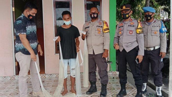 855 Liter Miras Diamankan Saat Razia di Maluku Tengah