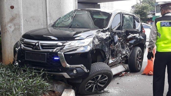 Mobil Istri Jenderal Polisi Ditabrak Bus Transjakarta, Polisi Selidiki Jam Istirahat Sopir