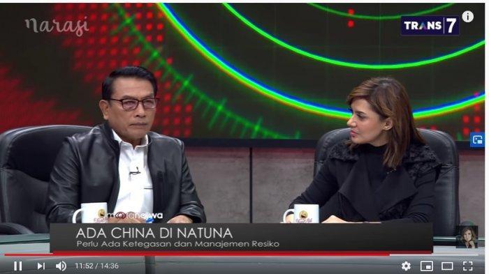 Moeldoko Angkat Bicara Terkait Kapal Asing China, Tegaskan Tak Bisa Langsung Ditenggelamkan