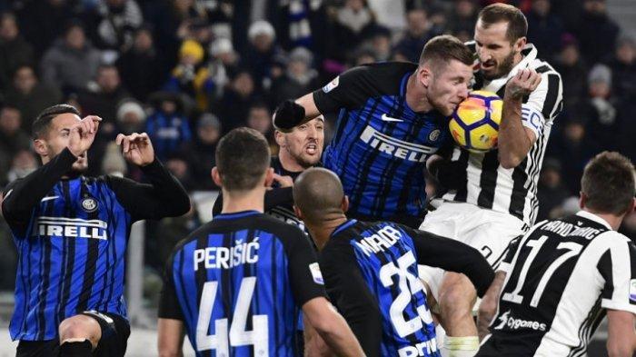 Juventus vs Inter Milan di Laga International Champions Cup 2019, Big Match Italia - Prediksi