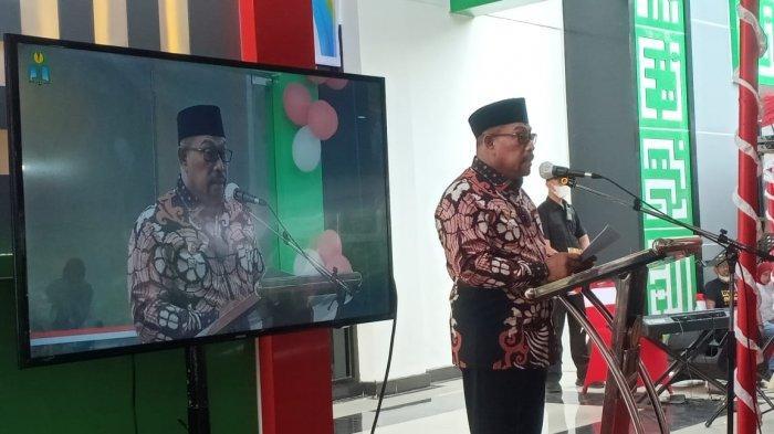 Gubernur Maluku Murad Ismail Resmikan Gedung Perpustakaan dan Laboratorium MIPA IAIN Ambon