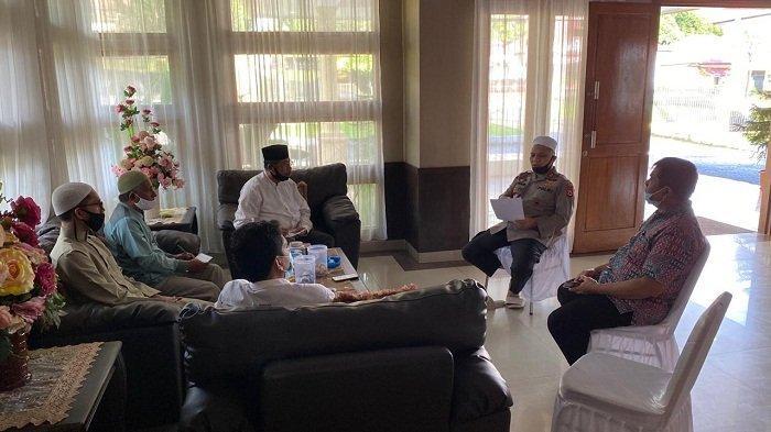 Temui Kapolda Maluku, MUI Ambon Lapor Dugaan Penghinaan Agama Akun Game PUBG