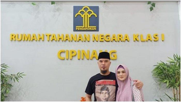Habiburokhman Bela Mulan Jameela yang Tersandung MeMiles saat Ikuti Rapat Kerja di Senayan