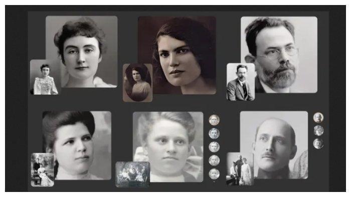 Cara Pakai Aplikasi MyHeritage yang Viral Bisa Gerakkan Foto Seperti Video