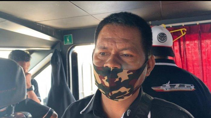 Curhat Nahkoda KM Express Priscilla 99: Efek Pandemi, Kami Pernah Coba 2 Trayek Tapi Tetap Sepi