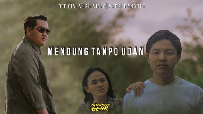 Chord Gitar Mendung Tanpo Udan - Ndarboy Genk, Kunci Dimainkan dari C Beserta Lirik Lagu