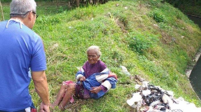 Bukan Kali Pertama Nenek 70 Tahun Diduga Dibuang oleh Keluarganya, Diturunkan dari Mobil